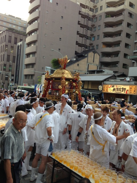 【祇園祭】還幸祭2013